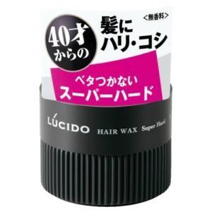 LUCIDO(ルシード) ヘアワックス スーパーハード 80g|kenko-ex