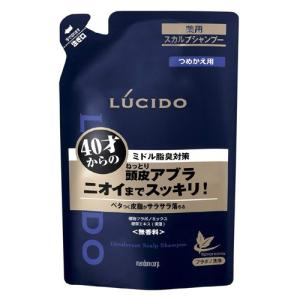 ルシード 薬用スカルプデオシャンプー つめかえ用 380ml LUCIDO (医薬部外品)