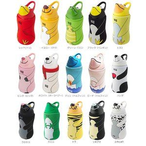 サーモマグ thermo mug アニマルボトル Animal Bottle 380ml|kenko-ex