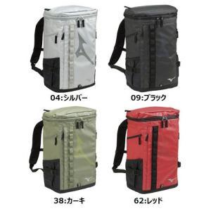 MIZUNO ターポリンバックパック30 [33JD8030] リュック 通勤 通学 スポーツ ユニ...
