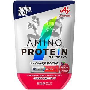 ●必須アミノ酸とホエイプロテインを配合した、新しいタイプのプロテインです。 ●1回分が少量のスティッ...