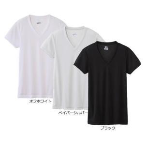 【ゆうパケット配送対象】Mizuno ミズノ [ドライベクターエブリ]Vネック半袖シャツ[C2JA6101]メンズ(ポスト投函 追跡ありメール便)|kenko-ex