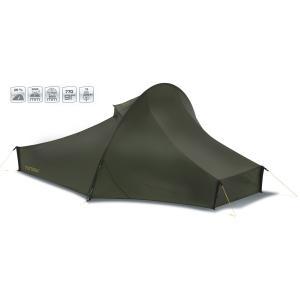 【国内正規品】NORDISK テント Telemark 1 ULW (テレマーク1 ULW)フォレスト・グリーン[151009](ノルディスク 1人用)|kenko-ex
