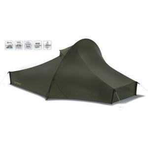【国内正規品】NORDISK テント Telemark 1 LW (テレマーク1 LW)フォレスト・グリーン[151010](ノルディスク 1人用)|kenko-ex