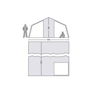 【国内正規品】NORDISK テント Jotu...の詳細画像2