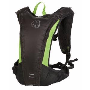 【在庫限り!大特価】【国内正規品】NORDISK ランニングバッグ Rana 8L(ラナ)Green/Black[133084](ノルディスク バックパック)|kenko-ex