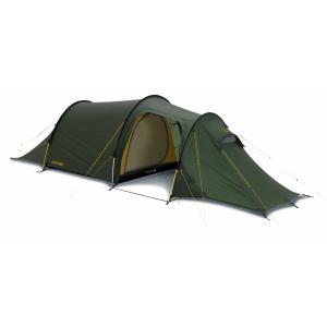 【国内正規品】NORDISK テント Oppland 2 SI(オップランド 2 SI)Forest Green[112032](ノルディスク 2人用)|kenko-ex