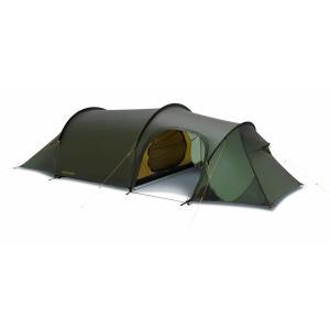 【国内正規品】NORDISK テント Oppland 3 SI(オップランド 3 SI)Forest Green[112033](ノルディスク 3人用)|kenko-ex