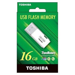 [東芝] USBフラッシュメモリ 16GB TNU-A016G|kenko-ex