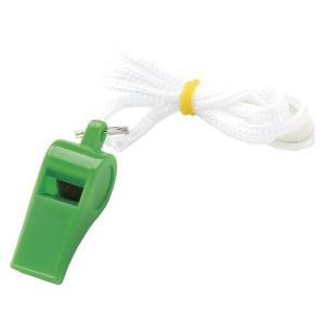 銀鳥産業 カラーホイッスル 緑 041-059 (ゆうパケット配送対象)
