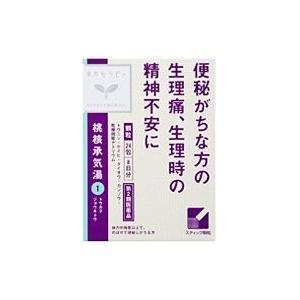 【第2類医薬品】クラシエ 桃核承気湯(とうかくじようきとう) 24包|kenko-ex