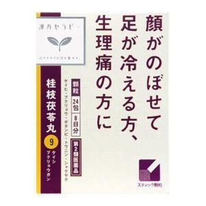 【第2類医薬品】クラシエ 桂枝茯苓丸(けいしぶくりょうがん) 24包|kenko-ex