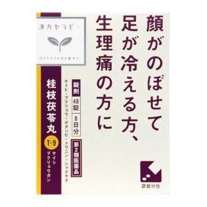 【第2類医薬品】クラシエ 桂枝茯苓丸(けいしぶくりょうがん) 48錠|kenko-ex