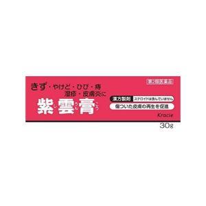 クラシエ 紫雲膏(しうんこう) 30g (第2類医薬品)