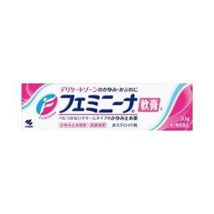 【第2類医薬品】小林製薬 フェミニーナ軟膏S 30g