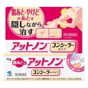小林製薬 アットノンt コンシーラータイプ 10g (第2類医薬品)(ゆうパケット配送対象)