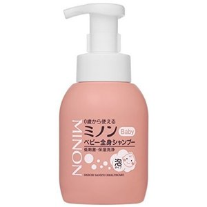 ミノン ベビー全身シャンプー 350ml [MINON] kenko-ex