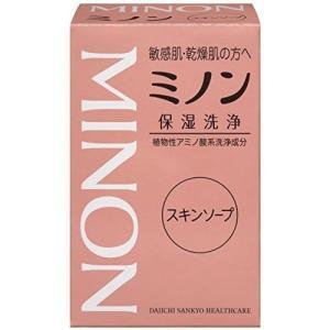 ミノン スキンソープ 80g [MINON] kenko-ex