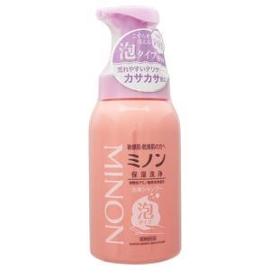 ミノン 全身シャンプー 泡タイプ 500mL [MINON]【医薬部外品】 kenko-ex