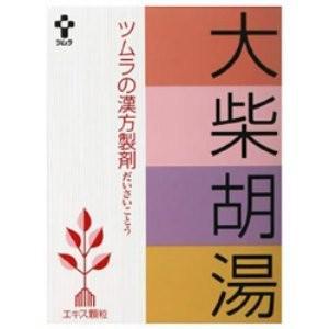 【第2類医薬品】ツムラ 大柴胡湯1008 24包
