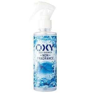 ロート製薬 オキシー(OXY) 冷却デオシャワー 無香料 200ml(男性化粧品 冷却 デオドラント)|kenko-ex