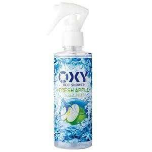 ロート製薬 オキシー(OXY) 冷却デオシャワー フレッシュアップルの香り 200ml(男性化粧品 冷却 デオドラント)|kenko-ex