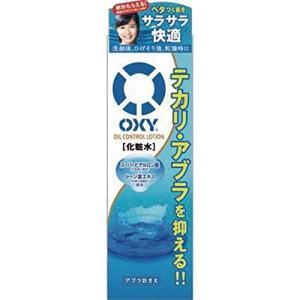 ロート製薬 オキシー(OXY) オイルコントロールローション(170ml (男性化粧品 Cローション)|kenko-ex