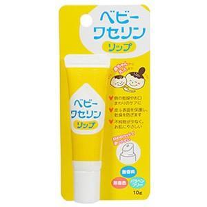 ●唇の乾燥やお口まわりのケアに ●皮ふ表面を保護し、乾燥を防ぎます。 ●不純物が少なく、お肌にやさし...