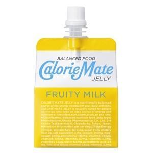 [大塚製薬]カロリーメイトゼリー フルーティ ミルク味 215g kenko-ex