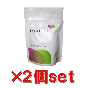 【2個セット】エクエル 120粒×2コ(60日分目安)パウチタイプ [大塚製薬][エクオール含有食品][EQUELLE]