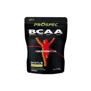 グリコ パワープロダクション アミノ酸プロスペック BCAAパウダー 170g