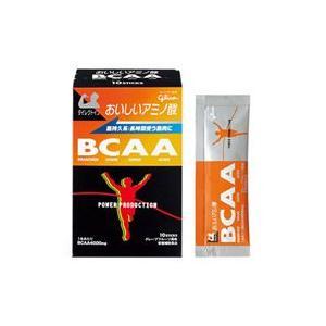 グリコ パワープロダクション おいしいアミノ酸 BCAA スティックパウダー グレープフルーツ風味 ...