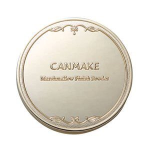 CANMAKE キャンメイク マシュマロフィニッシュパウダー10g(MO)マットオークル (ゆうパケ...