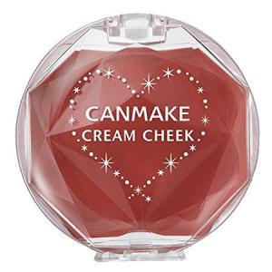 CANMAKE キャンメイク クリームチーク 16 アーモンドテラコッタ (ゆうパケット配送対象)