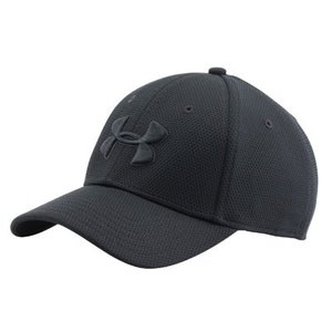 [UNDER ARMER]アンダーアーマー UA BLITZING CAP BLK/BLK/BLK [1254123]  メンズ キャップ|kenko-ex