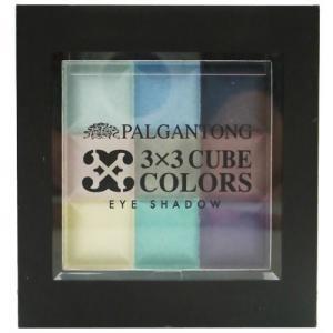 パルガントン スリーバイスリーキューブカラーズ BS40 ブルー&シルバー (ゆうパケット配送対象)|kenko-ex