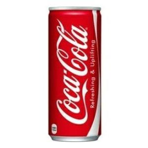 【送料無料】コカ・コーラ コカ・コーラ 250ml缶 30本×1ケース (直送品)[同梱不可・後払い...