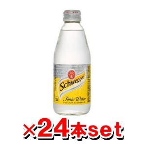 【送料無料】コカ・コーラ シュウェップストニックウォーター 250ml OWB 瓶 24本×1ケース...