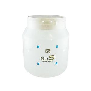 顔を洗う水 No.5 ウォーターゲル 保湿パック 500g