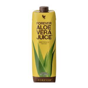 FLPアロエベラジュース(1L)1000mL(保存料・化学合成物質未使用)[Forever Living Products](フォーエバーaloe vera アロエジュース)
