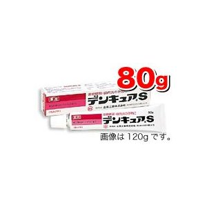 全薬工業 デンキュアS 80g (医薬部外品)(ゆうパケット配送対象)|kenko-ex