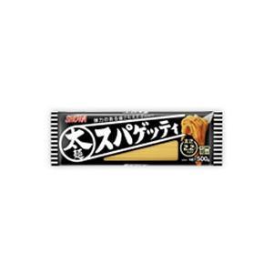 昭和産業 太麺スパゲッティ 500g|kenko-ex