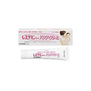 【第3類医薬品】レスタミンコーワパウダークリーム 40g kenko-ex