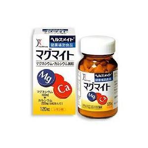 全薬工業 ヘルスメイトマグマイト 120粒|kenko-ex