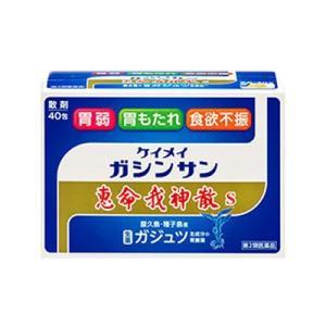 恵命我神散s 散剤 分包(3gx120包入) 恵命堂 漢方薬 胃腸薬 (第2類医薬品)