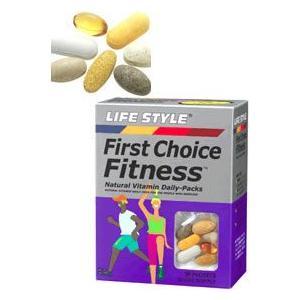LIFE STYLE(ライフスタイル) ファーストチョイス・フィットネス30パック[30日分][エープライム][サプリメント]