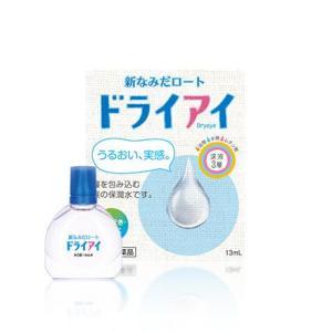 【第3類医薬品】ロート製薬 新なみだロート ドライアイ 13ml