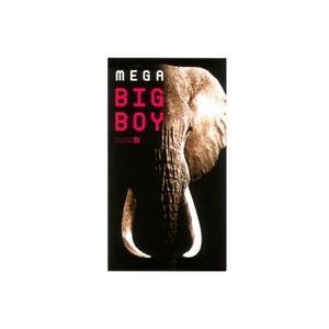 【ゆうメール便!送料80円】オカモトメガビッグボーイ (MEGA BIG BOY)12個入り|kenko-ex