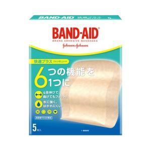バンドエイド 快適プラス ジャンボLL5枚の商品画像