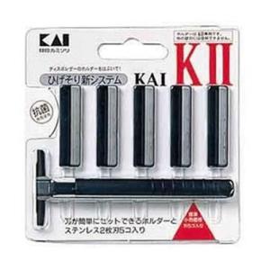 カミソリ KAI-K2 (5個入)の関連商品5
